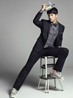 Handsome South Korean actor Ji Sung picture (102)