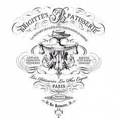 Re-design Decor Transfer White Prima Marketing Inc Brigitte Wide