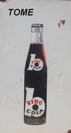 Antigua bebida cola, Argentina
