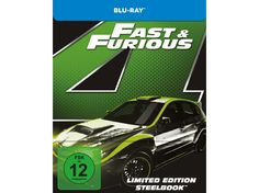 Fast & Furious; Neues Modell.Originalteile. - MM/Saturn exklusiv (Steelbook)