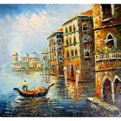 Hand made oil on canvas Romantic Dreams