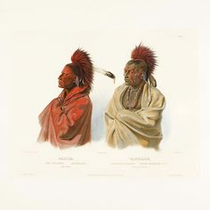 AMERIKA - Bodmer's America. Karl Bodmer's Illustrations to Prince Maximilian of Wied-Neuwied's Travels in the Interior of North America