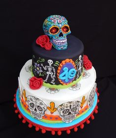 Day of the Dead 40th