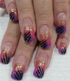 Fabulous Nails - 0406072465 Fabulous Nails, Nail Designs, Summer, Hair, Beauty, Summer Time, Nail Desings, Beauty Illustration, Nail Design
