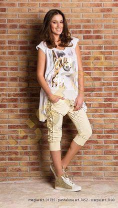 MAGLIA ART. 01735 - http://www.just-r.it/shop/it/maglieria/504-maglia-art-01735.html-----PANTALONE ART. J452 - http://www.just-r.it/shop/it/pantaloni/419-pantalone-art-j452.html----SCARPA ART. J100 - http://www.just-r.it/shop/it/scarpe/362-scarpa-art-j100.html