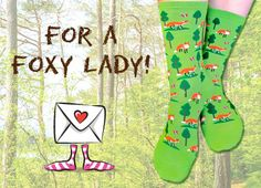 Sock Grams socks are a super slick way to send something special! (say that 5 times fast!)