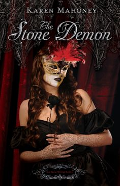 Cover Reveal: The Stone Demon (The Iron Witch #3) by Karen Mahoney. Cover by Lisa Novak. Coming 4/28/13
