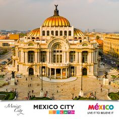 Pin your favourite pics of Mexico City for your chance to WIN a trip for 2!   #contest #mexico