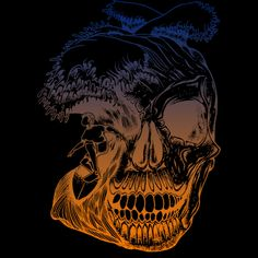 calavera surf is a Tank Top designed by monsterbirdcav to illustrate your life and is available at Design By Humans