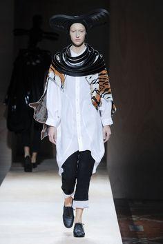 Junya Watanabe   Spring 2016   Look 6