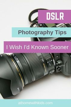 5 DSLR photography tips I wish I'd known sooner Just getting started with your DSLR or feeling frustrated with your photos? These DSLR photography tips will transform your photos and keep you from making the same mistakes many photographers make. Dslr Photography Tips, Photography Lessons, Photography Equipment, Digital Photography, Amazing Photography, Professional Photography, Photography Lighting, Horse Photography, Iphone Photography