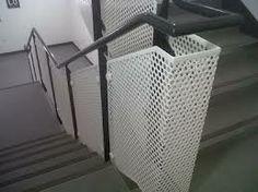 galvanised metal balustrade - Google Search
