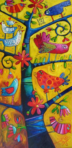 Acrylic on quality linen stretched canvas 60 x 120 x 4 cm. With Embroidered WINGS applications in wool, silk , and French cotton, stitched on the canvas,ready to hang sides are painted , no need to frame. Investment : $ 2900 AUD - Free shipping within Australia.  Copyright © SARA CATENA (All Rights Reserved)