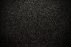 Photos texture cuir noir hd