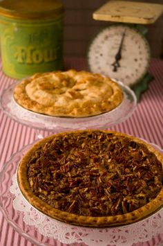 Pecan or apple?  We'll take one of each.  Our pies at Eat Sweet utilize local ingredients and are available for order year round at http://www.eatsweetny.com