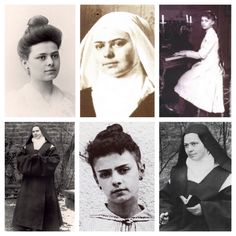 "{{ Happy memorial of Blessed Elizabeth of the Trinity! }} ""What are sweetness and consolation after all? They aren't Him. And it is He alone who we are looking for, isn't it?"" #catholic #catholicism #elizabethofthetrinity"