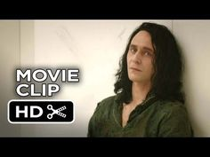 """GUYS! This is the entire conversation between Thor and Loki in the cell scene!!! So sad.... I actually went """"NO!!!!"""" at the end because it's so epic. Loki looks like he's gone mad... his eyes are hollow and he looks like he's seen a lot of suffering and just.... *starts crying* Okay I'll stop fangirling. Just watch it for me!!!"""