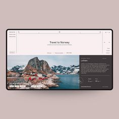 Follow @tribe.ui for design inspirations. By @hovsky.design Tag and share with a friend. . . . . . #ui #ux #design #interface #wireframe… Wireframe Design, Ui Ux Design, Interface Design, Layout Design, Graphic Design, User Interface, Design Your Own Website, Website Designs, Ui Design Inspiration