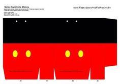Sacolinha Surpresa Mickey Tradicional - A3