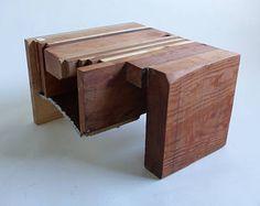 Solid Wood Glue together, 24 x 24, 11 High.