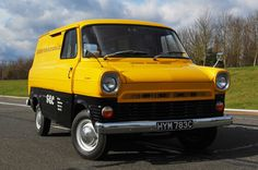 Photos: Fifty Years of the Ford Transit Van - Motor Trend WOT