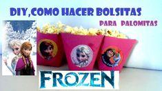 Bolsas de Frozen para palomitas de maíz - http://xn--manualidadesparacumpleaos-voc.com/bolsas-de-frozen-para-palomitas-de-maiz/