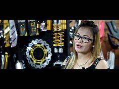 "Angela Sierra Rueda Owner of ""Lhady Nouvo Shop"" Racing parts & accesories seller Since 2006 311 McArthur Highway, Malinta, Velenzuela City Manila, Wheels, Shop, Youtube, Youtubers, Youtube Movies, Store"