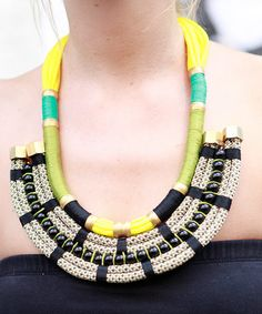 African inspired-A statement piece