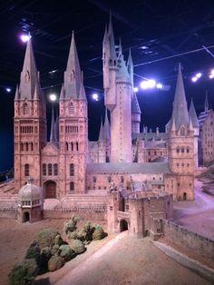 Hogwarts, Harry potter studios