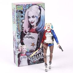 Crazy Toys DC Suicide Squad Harley Quinn 1//6 Scale Statue Figure Model Toys 12/'/'