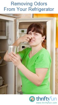 This is a guide about removing spoiled food odors from your refrigerator. There's nothing worse than opening your refrigerator and smelling spoiled food.  Even after the food is removed sometimes the smell still remains.