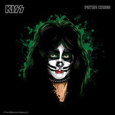 Peter Criss is a former drummer for the band Kiss from 1974 - 1980, 1996 - 2000, then 2002 - 2004. Real name: George Peter John Criscuola. Born in Brooklyn, New York on December 20th, 1945.