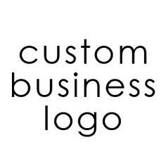 Custom Business Logo Design by jenniferalisondesign on Etsy
