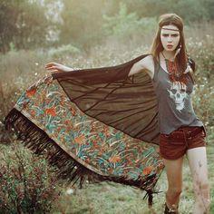 Кисточка Вышивка долго этнических цветочные Кимоно кардиган 2015 Новый Vintage summer женская мода ropa mujer feminina blusa повседневная Топ купить на AliExpress