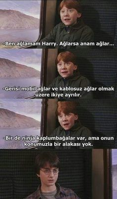 Yorum yapmıyorum Harry Potter Comics, Harry Potter Cast, Harry Potter Memes, Harry Ptter, Best Memes Ever, Harry Potter Wallpaper, My Mood, Just For Laughs, Hogwarts