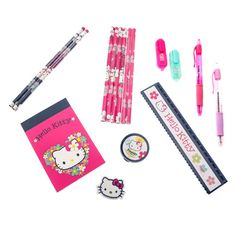 Shop the hottest styles and trends from cool jewellery & hair accessories to gifts & school supplies. Stationery Set, Hair Jewelry, School Supplies, Hello Kitty, Daisy, Hair Beauty, Hair Accessories, Bts, School Stuff