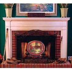 Arkansas Razorbacks Fireplace Screen