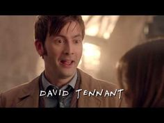 """""""The Day of the Doctor"""" to the opening credits of FRIENDS. It works surprisingly well."""