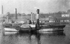 Tugboats, Steam Boats, Merchant Marine, Boat Art, Paddle Boat, Steamer, Fishing Boats, Newcastle, Quebec