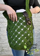 Ravelry: Ally Market Bag pattern by Sincerely Pam