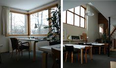 Alvar Aalto House Interior Interior of aalto' studio