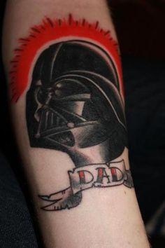 Tattoo #darthvader