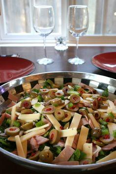 Columbia 1905 Salad