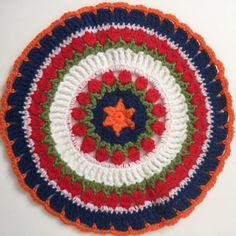 jodie's crochet mandalas for marinke