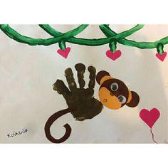 El baskısı (maymun)