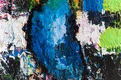 DETAILS FROM MY PAINTINGS !  Birds I   My website: http://artbylonfeldt.dk/en  #art #paintings #artbylonfeldt