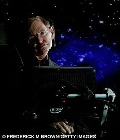 STEPHEN HAWKING: How to build a time machine. All you need is a wormhole, the Large Hadron Collider or a rocket that goes really, really fast