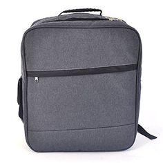 Kocome Backpack Carrying Bag Shoulder Case For DJI Phantom 4 Phantom 3 Quadcopter Drone ** For more information, visit image link.Note:It is affiliate link to Amazon.