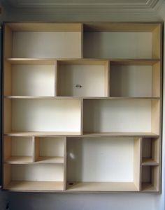 Birch Ply Bookcases - Birch Ply Bookcases
