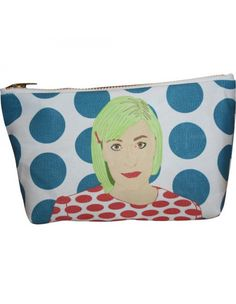 Lena Dunham Cosmetic Bag